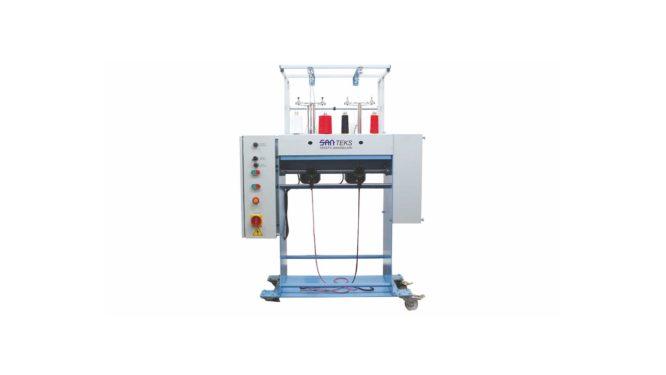 İki Sistemli Renkli Yuvarlak Örgü Makinesi