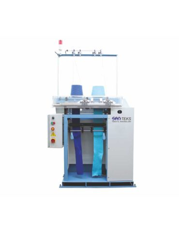 2 System - Narrow Band Flat Knitting Machine