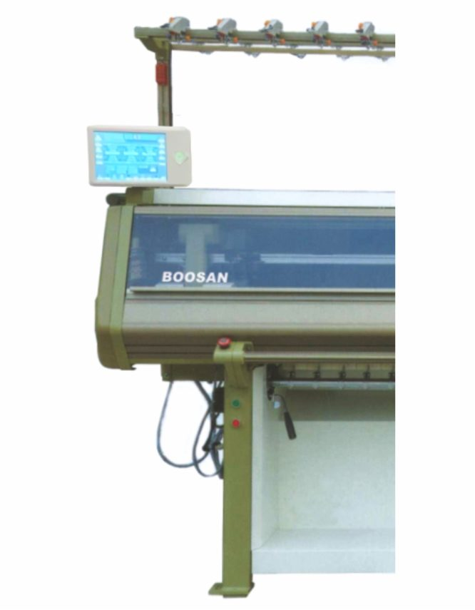 JP-711 bilgisayarlı yaka örme makinesi santek istanbul2