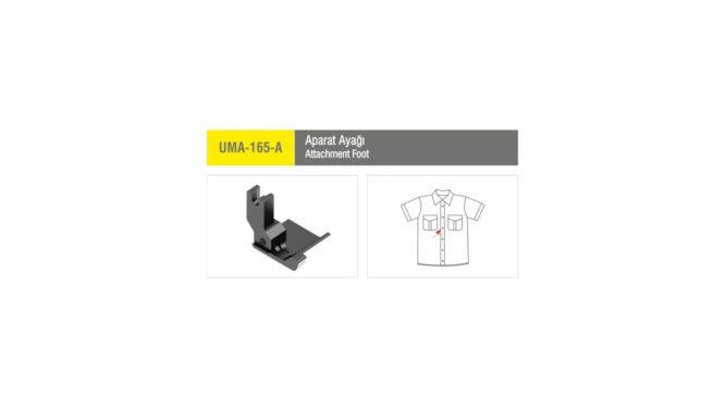 Aparat Ayağı UMA-165-A