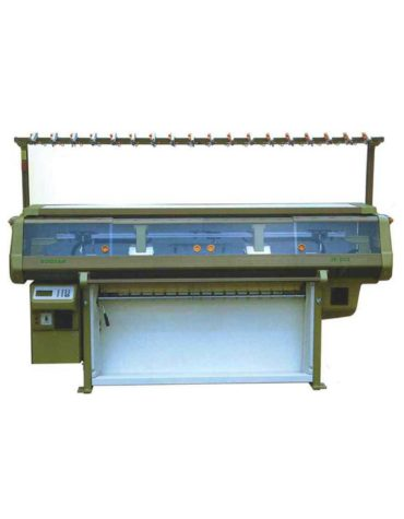 Computerized Flat Knitting Collar Machine JP502