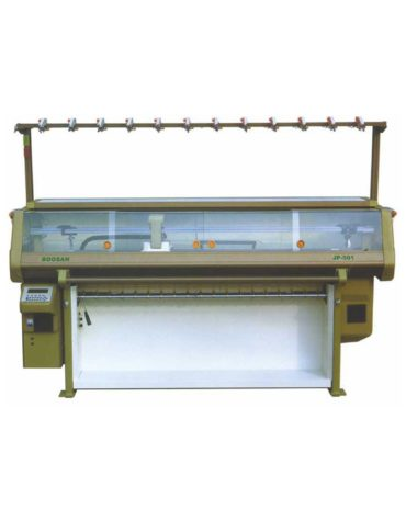 Computerized Flat Knitting Collar Machine JP501