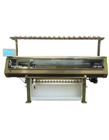 Computerized Flat Knitting Machine JP831