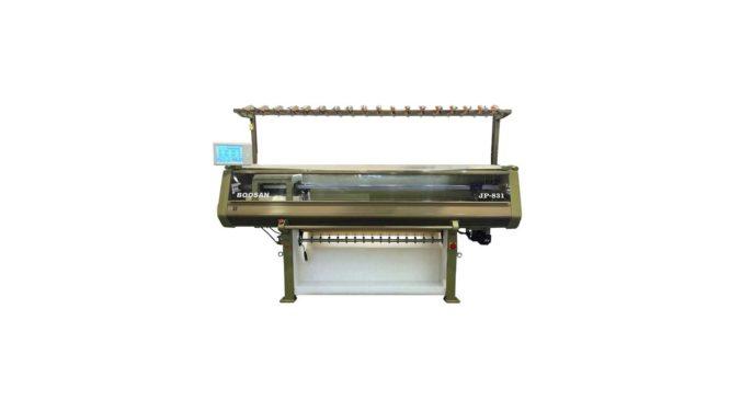 Computerized Flat Knitting Machine JP831