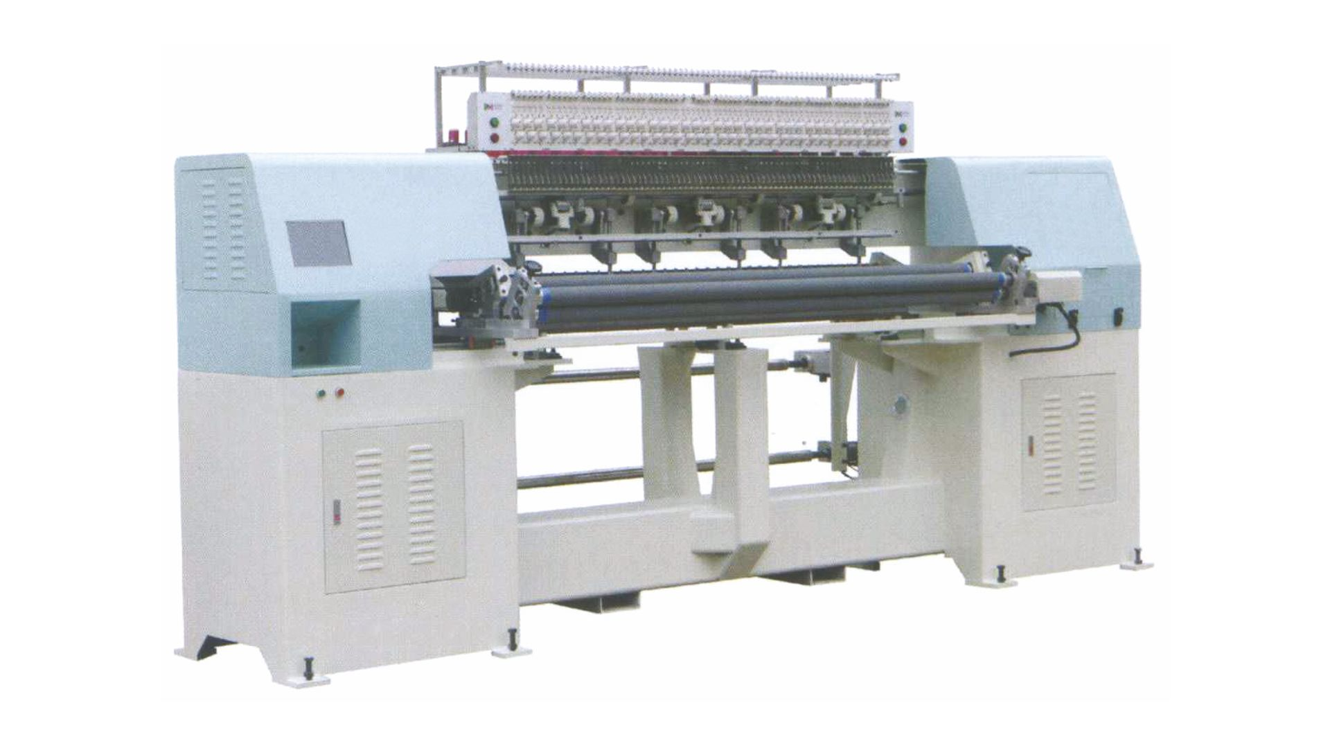 High Speed Rotary Shuttle Quilting Embroidery Machine