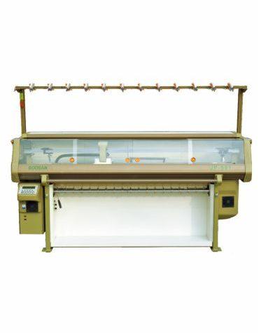 JP-501 collar machine