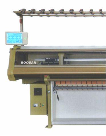 jp-612A lycra system mini jacquard collar machine2