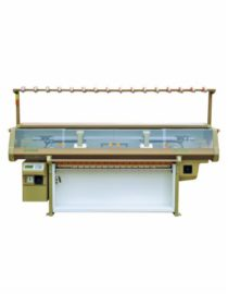 jp502 düz yaka örme makinesi