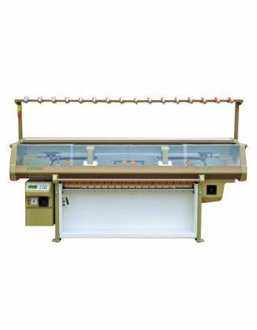 Computerized Flat Knitting Collar Machine JP502