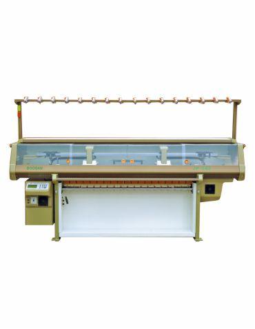 آلة قبة حياكة مستقيمة بكمبيوتر JP502