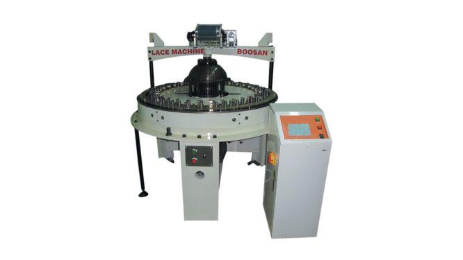 Bilgisayarlı Dantel Örme Makinesi HT64