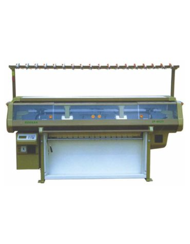 Mini Jacquard Collar Knitting Machine with Transfer JP602