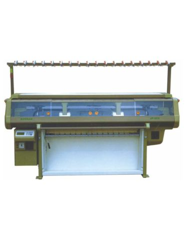 Mini Jacquard Collar Knitting Machine JP602