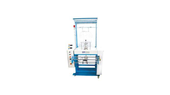Net Knitting Machine (Tobacco Net)