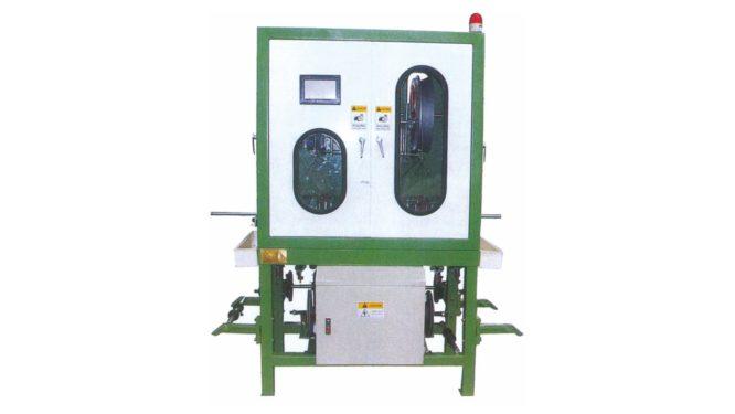 PLC Tel ve Kablo Örme Makinesi 110-16T-2