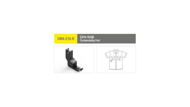 Sağ Çıma Ayağı UMA-210-R