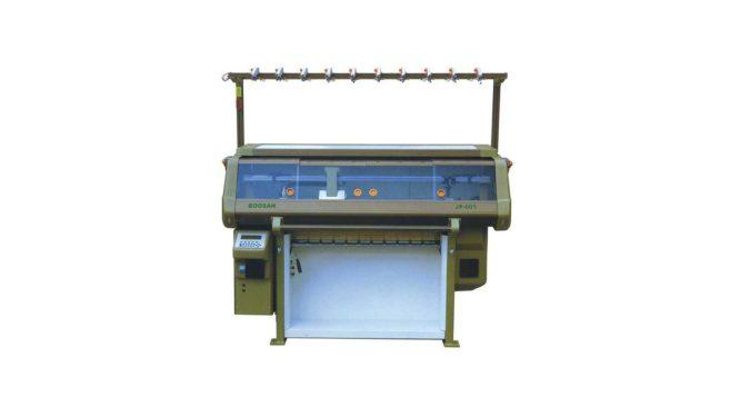 Мини Жаккардовое Оборудование с Одной Головкой для Вязания Воротника JP601