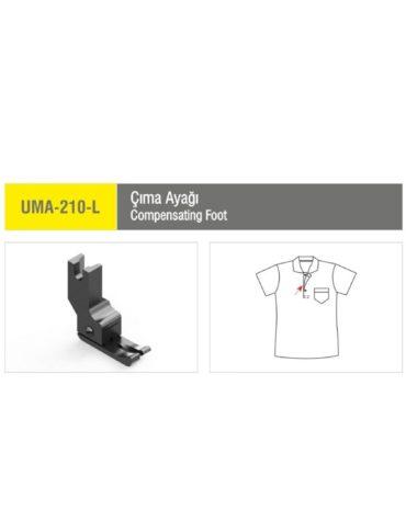 Sol Çıma Ayağı UMA-210-L