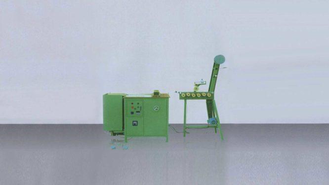 Şerit Katlama Makinesi