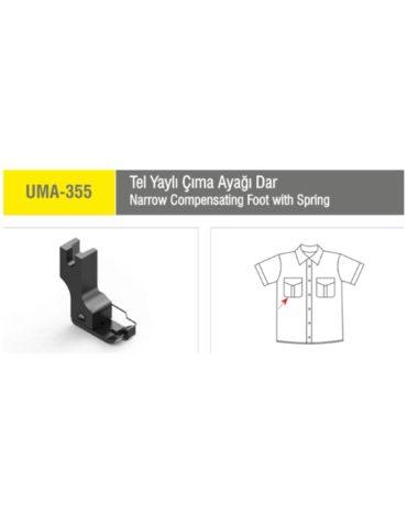 Tel Yaylı Çıma Ayağı Dar UMA-355