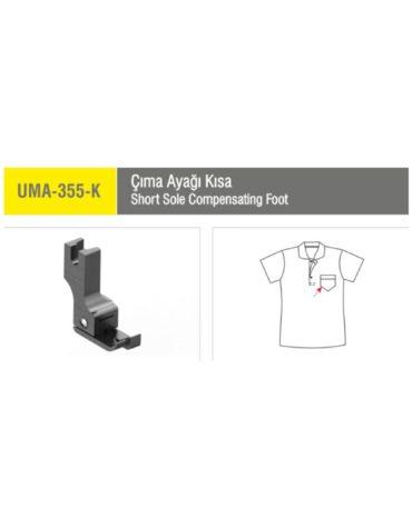 Temiz Katlama Köprü Aparatı UMA-355-K