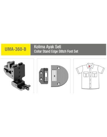 Terazili Kolima Ayak Seti UMA-360-B