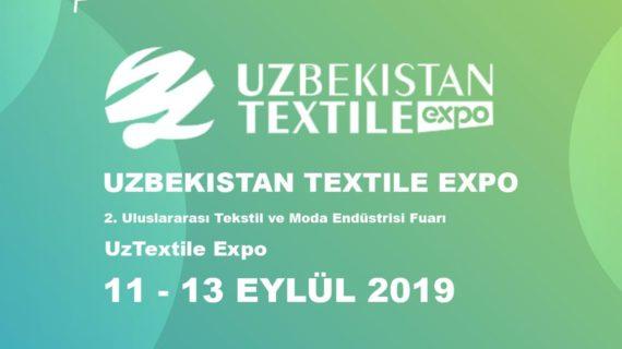 Uzbekistan Textile Expo – 11-13 September 2019