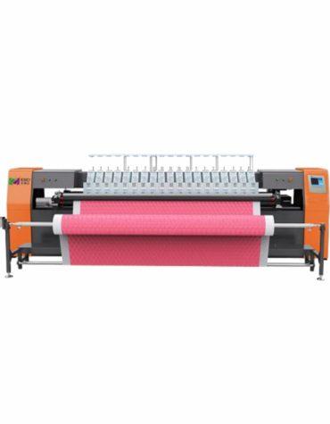 ybd420 kapitone nakış makinesi santeks tekstil makineleri