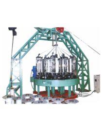 Yüksek Hızlı Halat Örme Makinesi KBL720-12-1