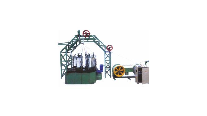 Yüksek Hızlı Halat Örme Makinesi KBL896-8-1