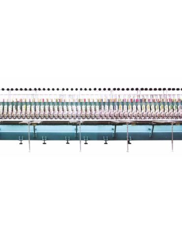 High Speed Lace Embroidery Machines YX-H