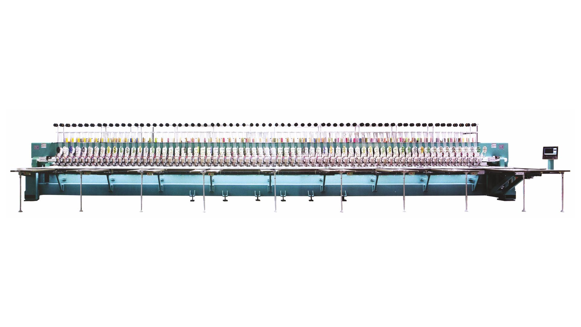 Yüksek Hızlı Suyla Temizlenebilir Nakış Makinesi YX-H