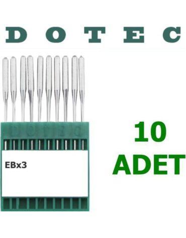 Dotec EBX 3 Kapitone İğnesi (10 Adet)