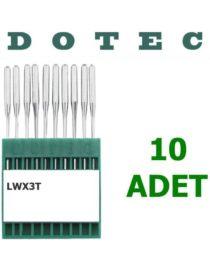 Dotec LWX3T Baskı İğnesi (10 Adet)