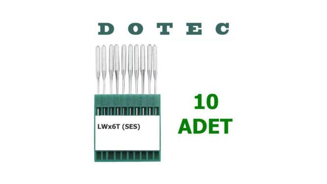 Dotec LWX6T Baskı İğnesi (10 Adet)