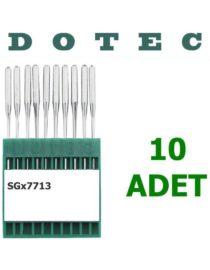 Dotec SGX 7713 Halı Overlok İğnesi (10 Adet)