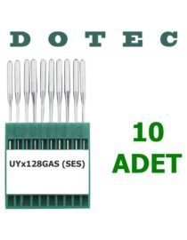 Dotec UYX 128 GAS Reçme Makinesi İğnesi (10 Adet)