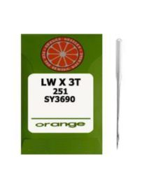 Orange LW X 3T Etek Baskı Makinesi İğnesi