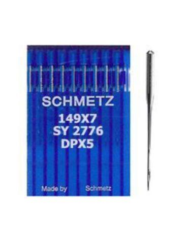 Schmetz DP X 5 Düz Makine İğnesi (Kalın Dip)