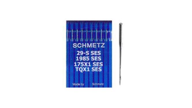 Schmetz TQ X 1 Düğme Makinesi İğnesi