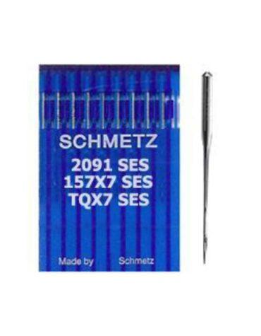 Schmetz TQ X 7 Düğme Makinesi İğnesi (Uzun)