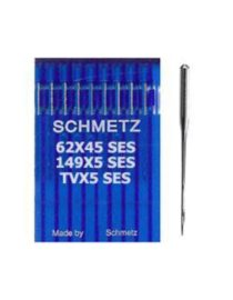 Schmetz TV X 5 Kollu Dikiş Makinesi İğnesi (Kısa)
