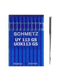 Schmetz UY X 113 Reçme İğnesi (Kısa)