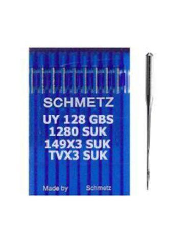 Schmetz UY X 128 Kemer Makinesi İğnesi