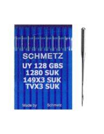 Schmetz UY X 128 Lastik Makinesi İğnesi (Uzun)