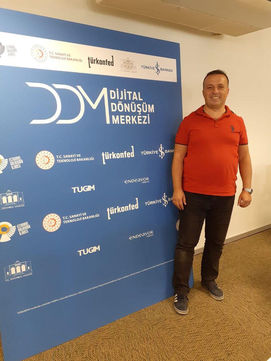 Dijital Dönüşüm Merkezi Etkinliği