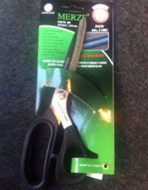 Merze Plastik Saplı Terzi Makası (25cm) Merze M8250