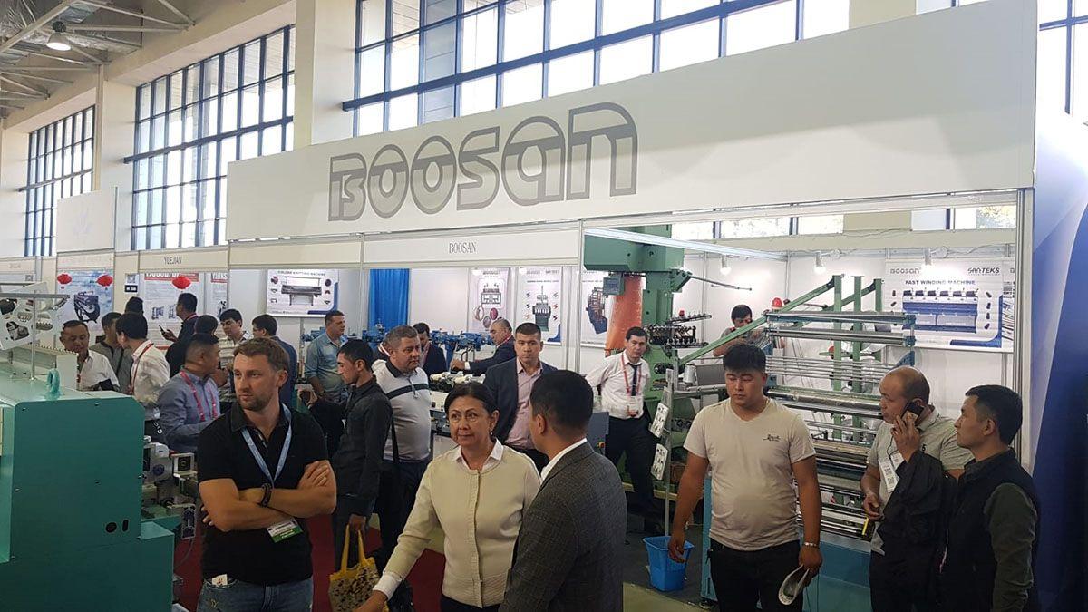 Uzbekistan Textile Expo 2019