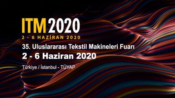 35. Uluslararası Tekstil Makineleri Fuarı – ITM 2020