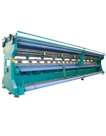 Основовязальное однофонтурное Оборудование для Вязания Сетчатой Ткани ME291